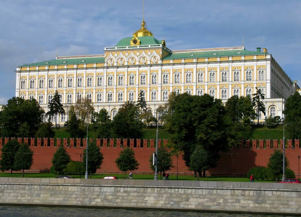 The GrandKremlin Palace - Moscow Kremlin
