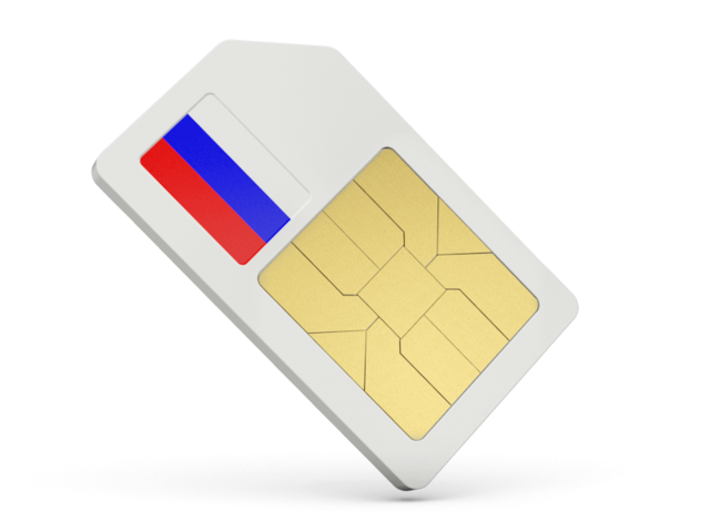Russian SIM card