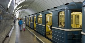Train car - Moscow Metro