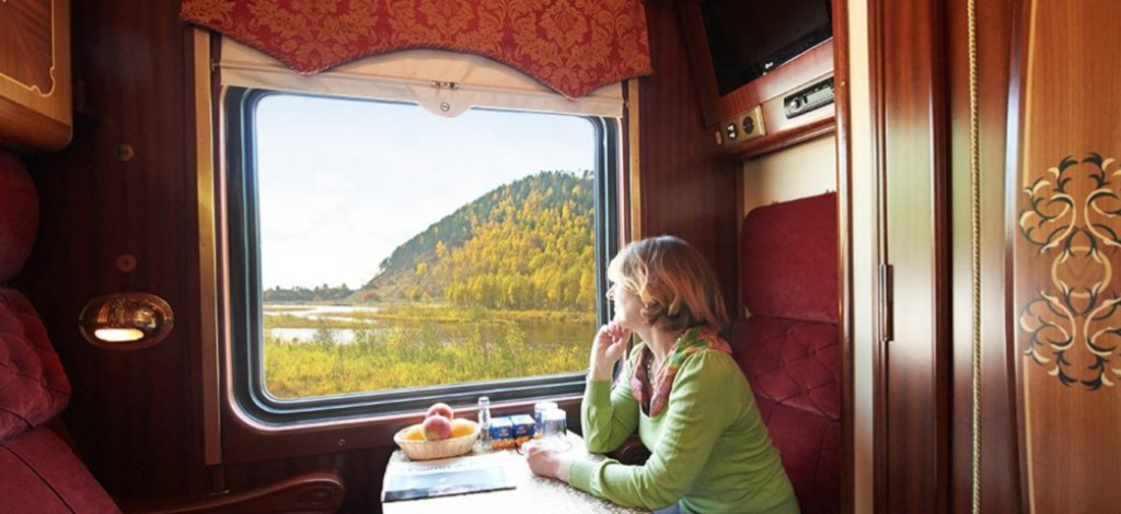 Luxury trains - The Tsar's Gold