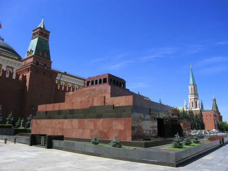 Lenini mausoleum - Moskva