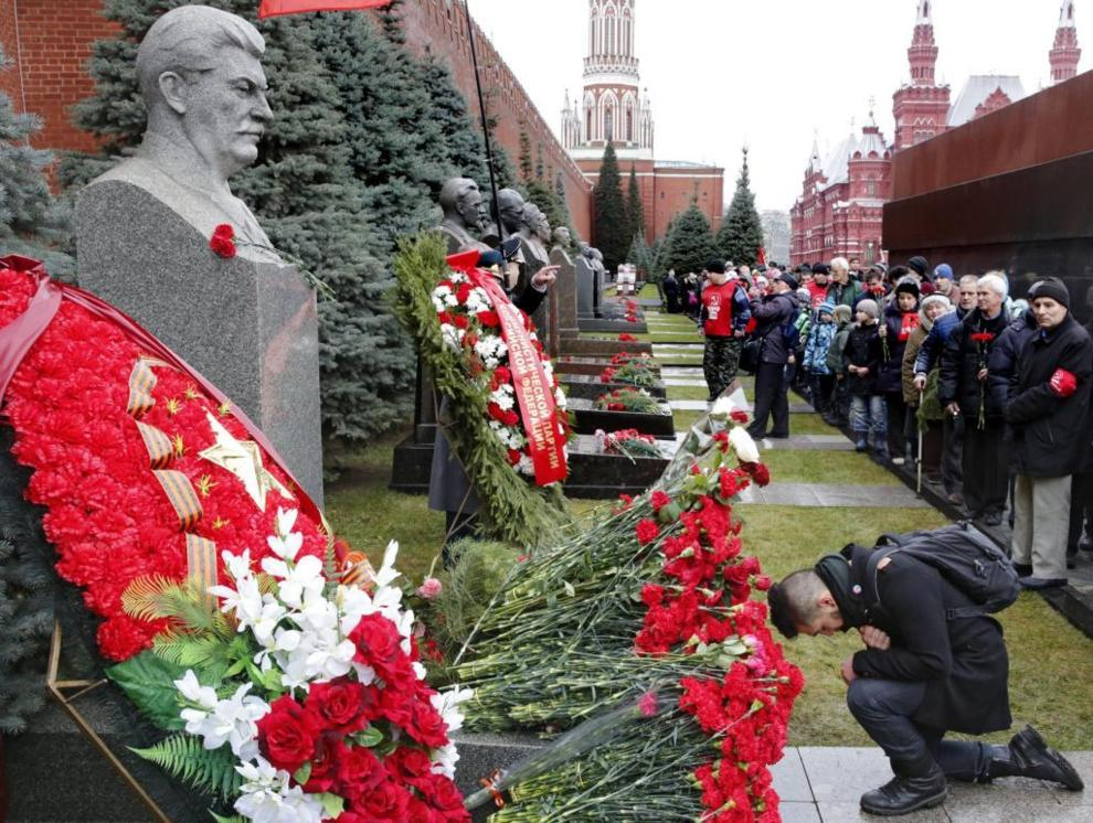 Stalin tomb - Necropolis of the Kremlin Wall