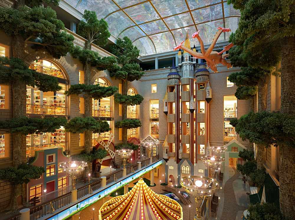 Central Childrens Store - Moscow
