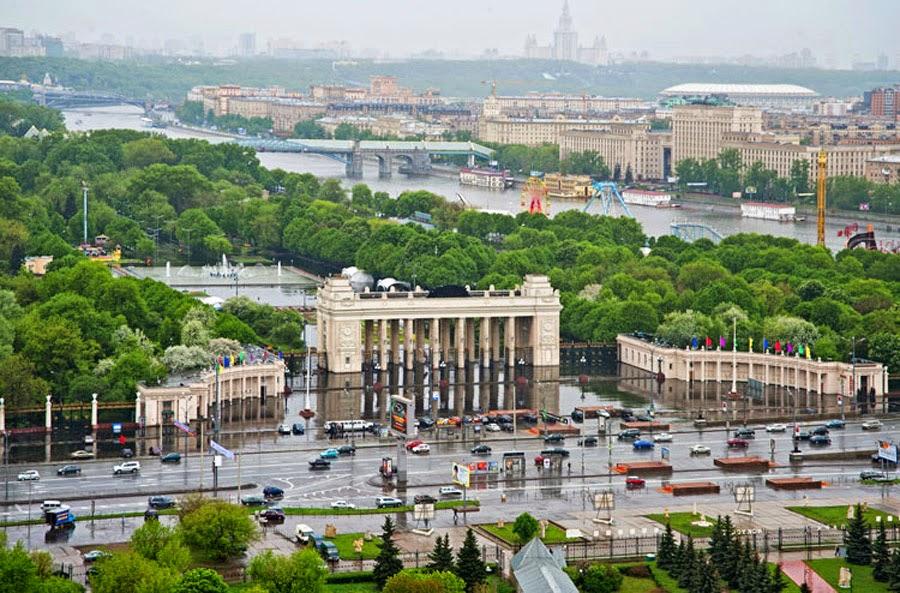 gorky-park-aerial view