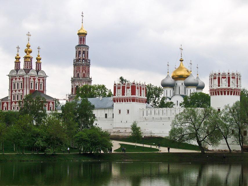 novodevichy kloster