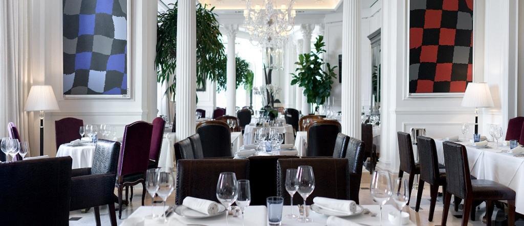 Moskau Bolschoi-Restaurant