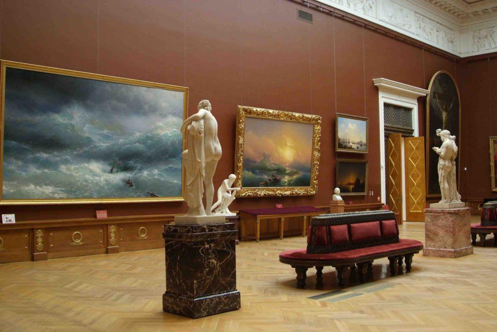 Staatlichen Russischen Museums - Sankt Petersburg 2