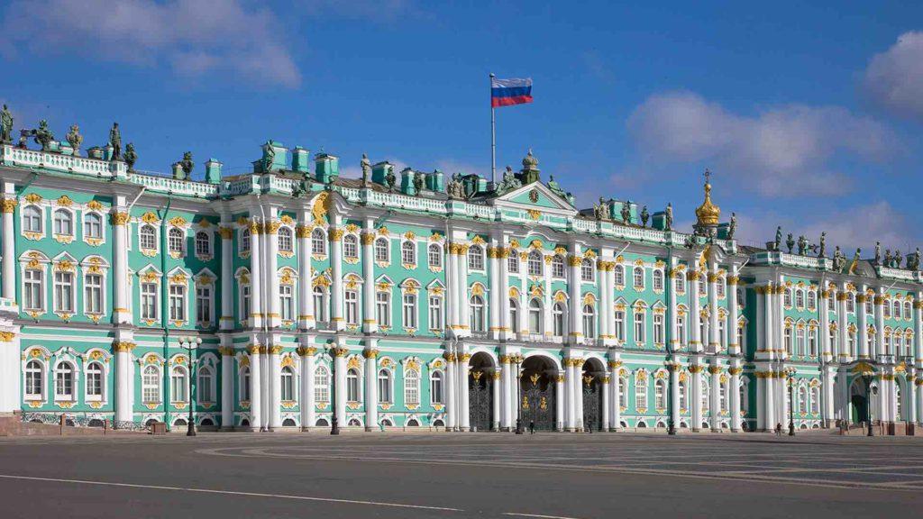 Hermitage Palace St. Petersburg