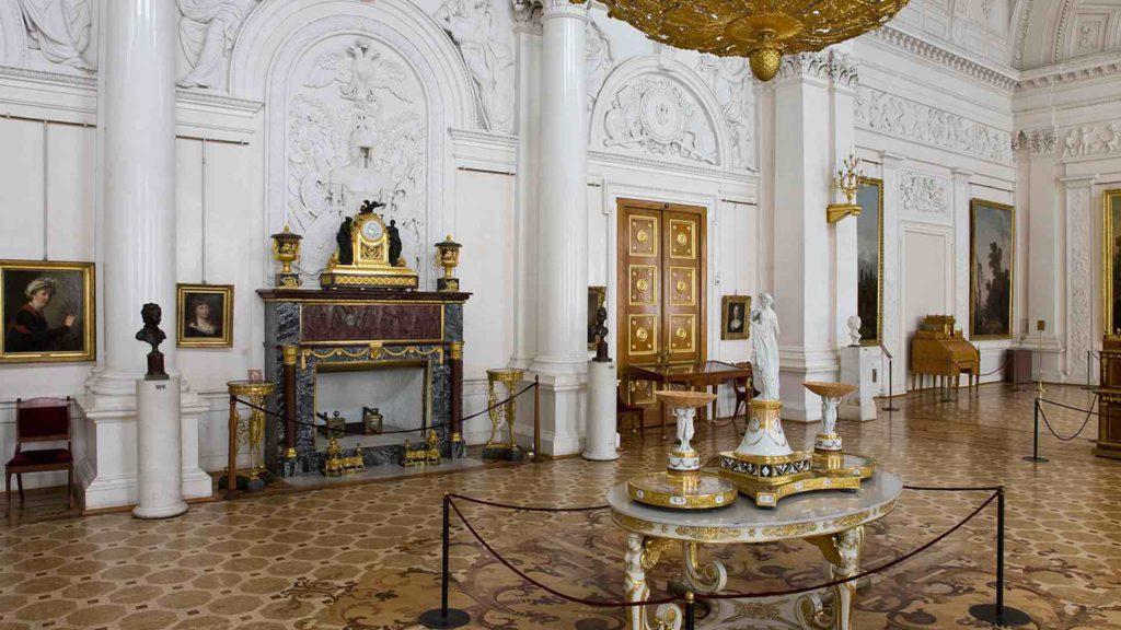 San Pietroburgo Palazzo Hermitage 2