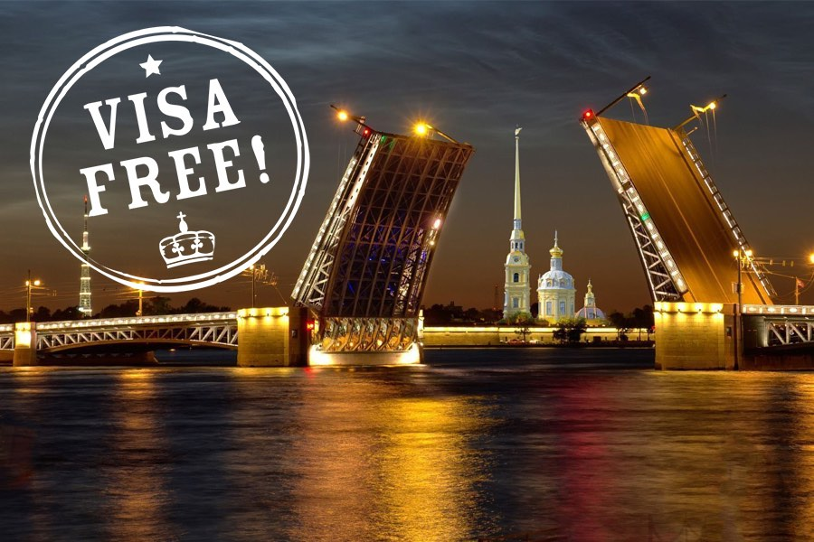 visa-free - travel without visa to russia