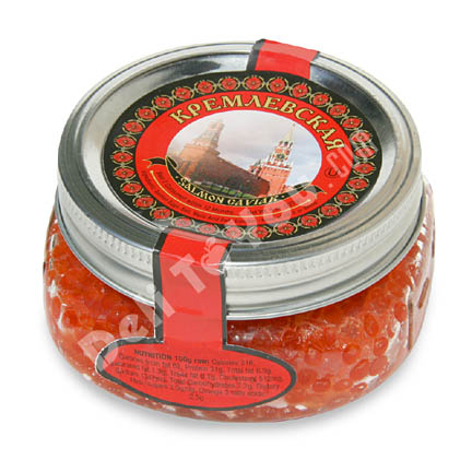 Red Russian caviar