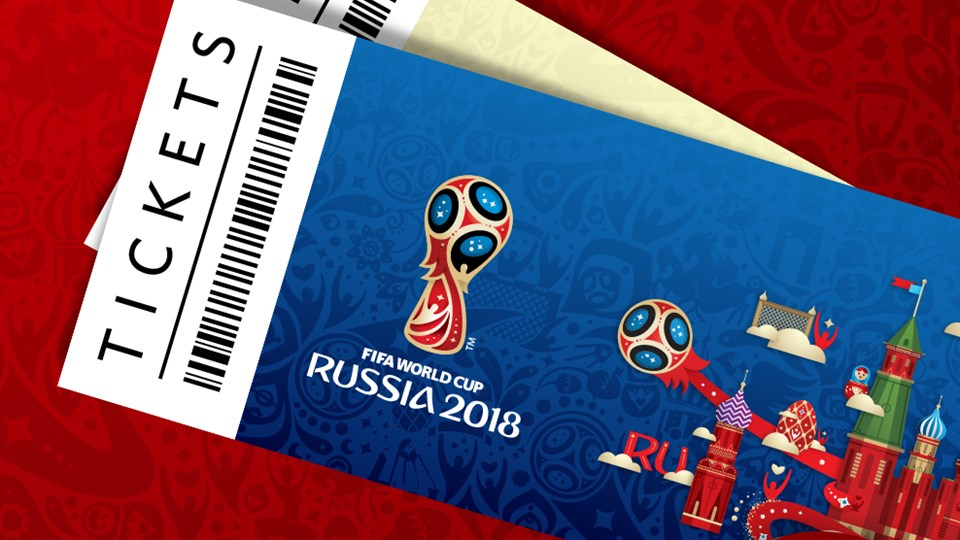 Tickets World Football Cup Russia 2018 - Featured image