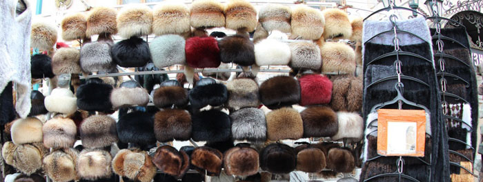 Russian hat - Ushanka