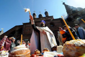 Russian Orthodox Easter