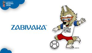 Zabivaka mascot World football Cup 2018 Russia