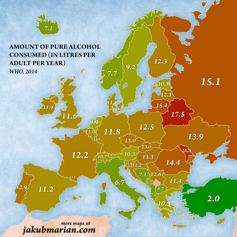 Map Of Russia In Europe.15 Maps That Will Give You A Better Insight Of Russia