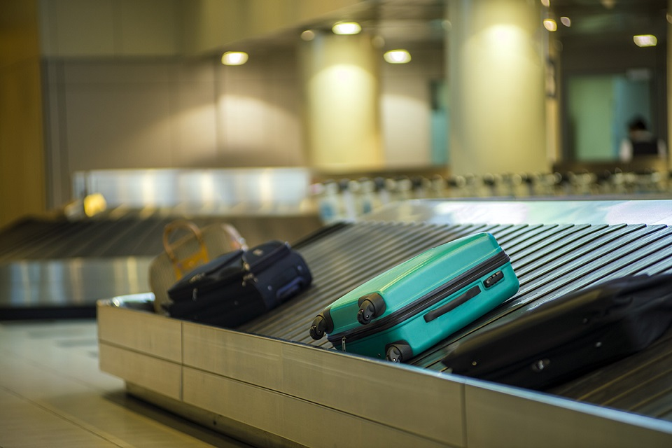 Pick up baggage from airport Domodedovo