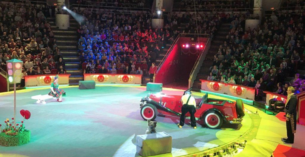 Cirque Nikouline Moscou