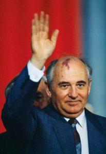 Mijail Gorbachov Perestroika