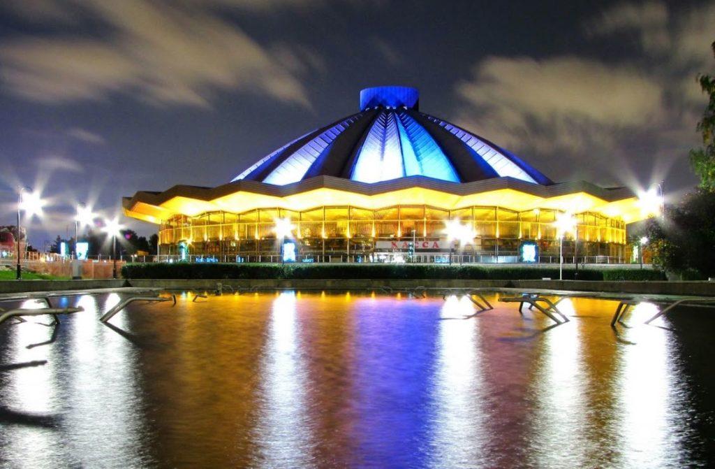 Neuer Bolschoi-Moskauer Zirkus