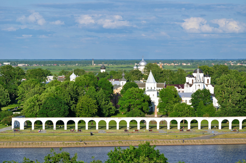 Court of Yaroslav Veliky Novgorod