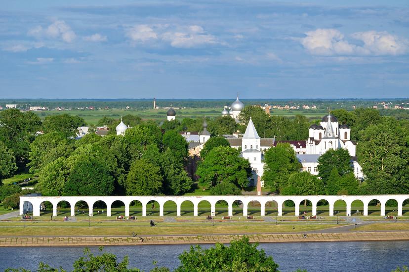 Arcades Novgorod