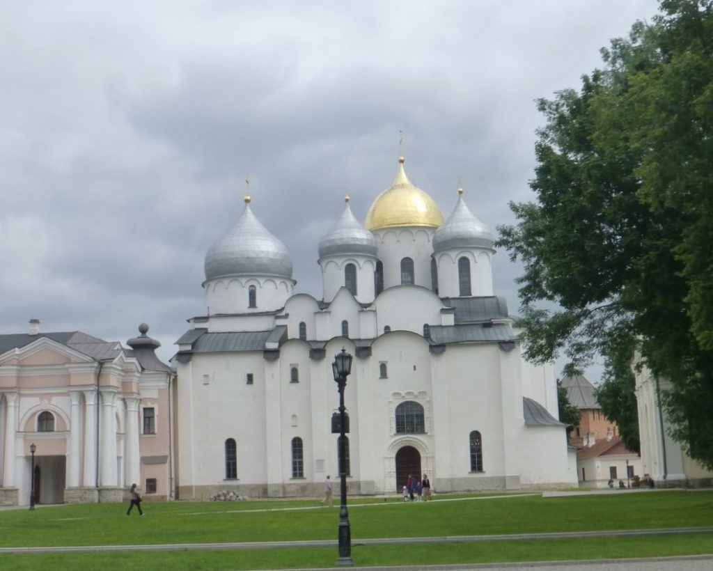 Cathedral of Saint Sophia in Novgorod