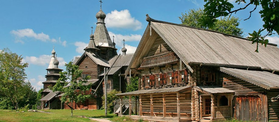 Vitoslavlitsy Wooden Architecture Museum