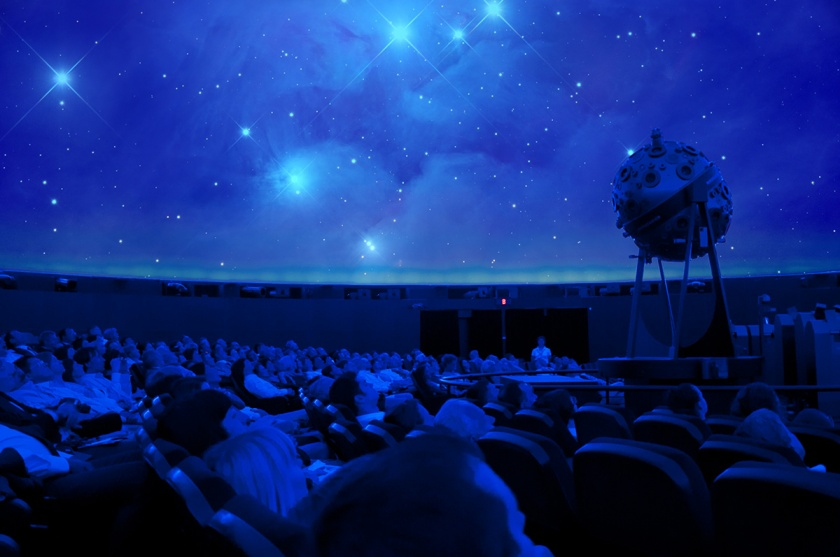 Large Star Hall - Moscow Planetarium