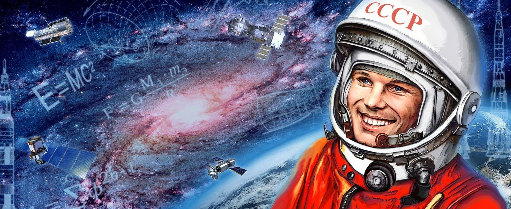 Itinerario cosmonautico attraverso Mosca
