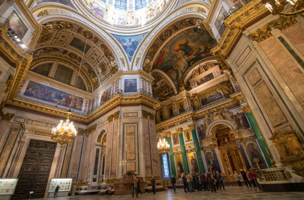 St. Isaac's Cathedral - Interior 2