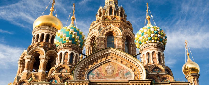 The Church of the Savior on Spilled Blood - Featured image