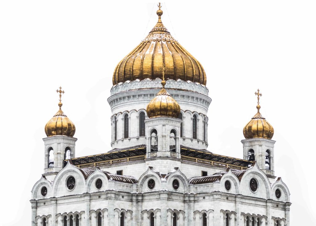 The Cathedral of Christ the Savior of Moscow - Featured image 1