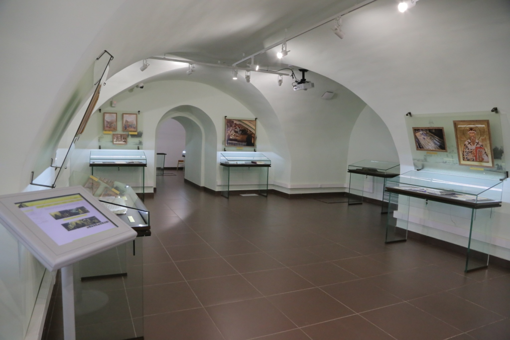 Annunciation Cathedral Museum - Kremlin Kazan