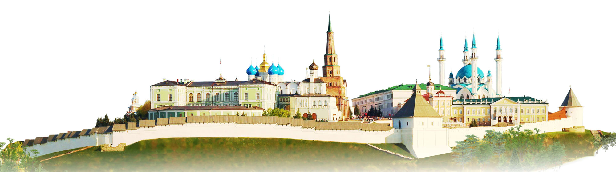 Views Kazan Kremlin
