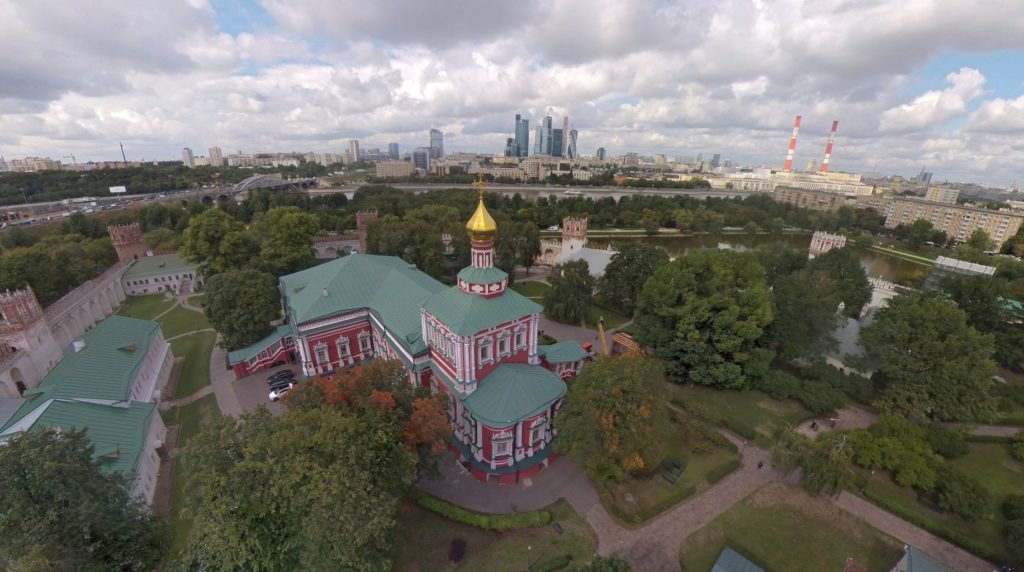 Church of the Assumption - Novodevichy Convent