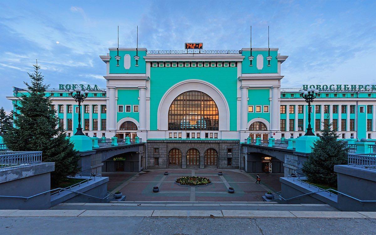 Novosibirsk Glavny Station