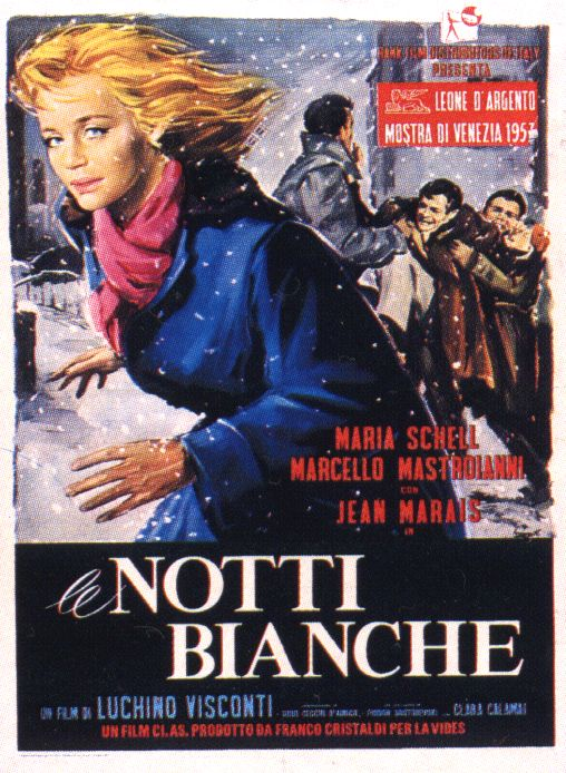 Luchino Visconti - Le notti bianche - White Nights