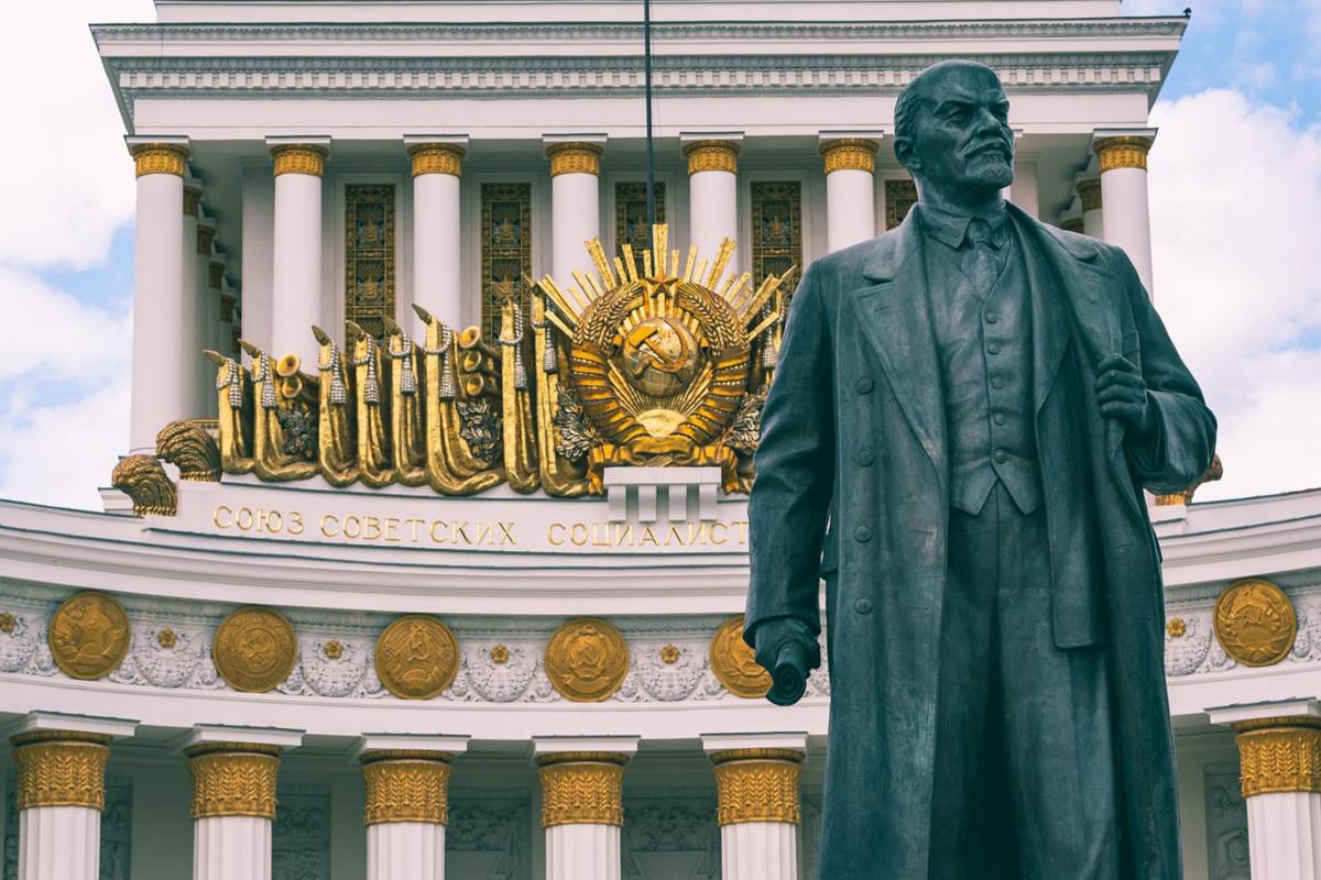 Lenin-Denkmal - VDNKh