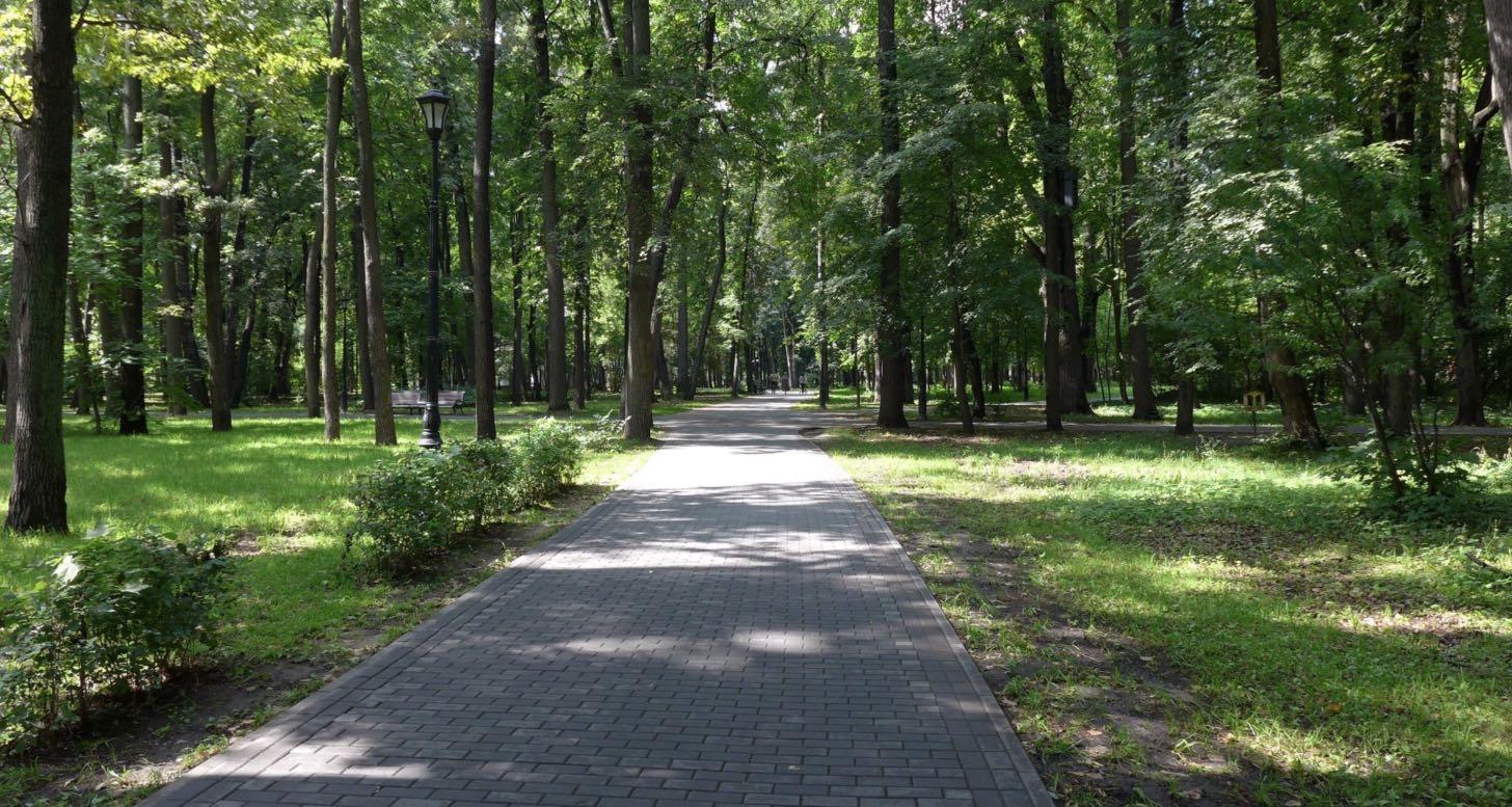 Ostankino park 2
