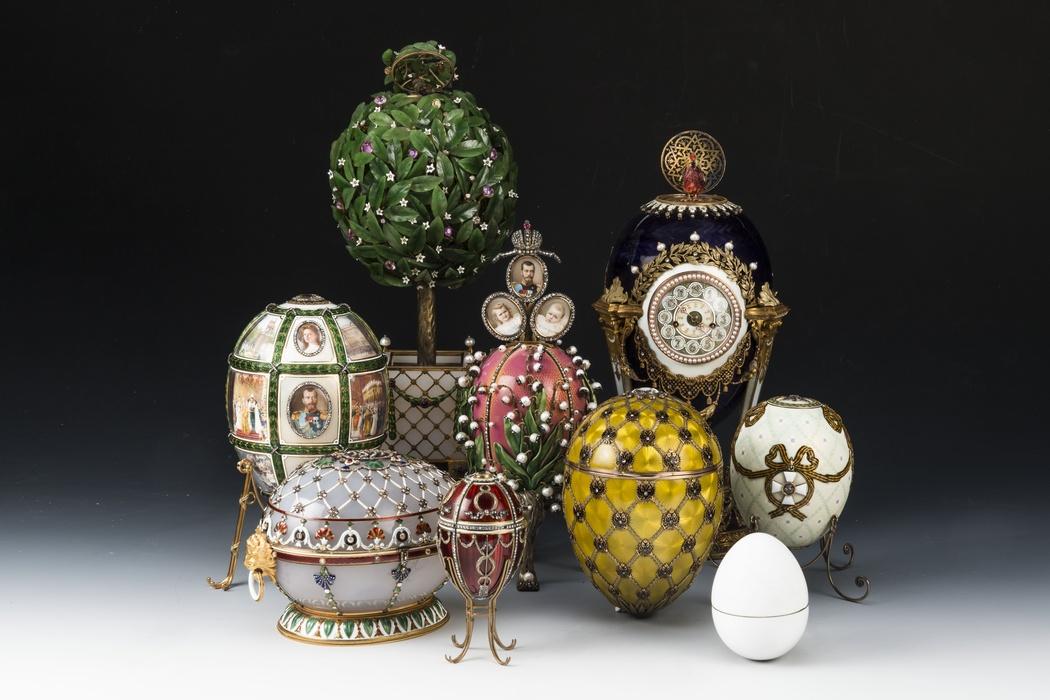 Oeufs Fabergé