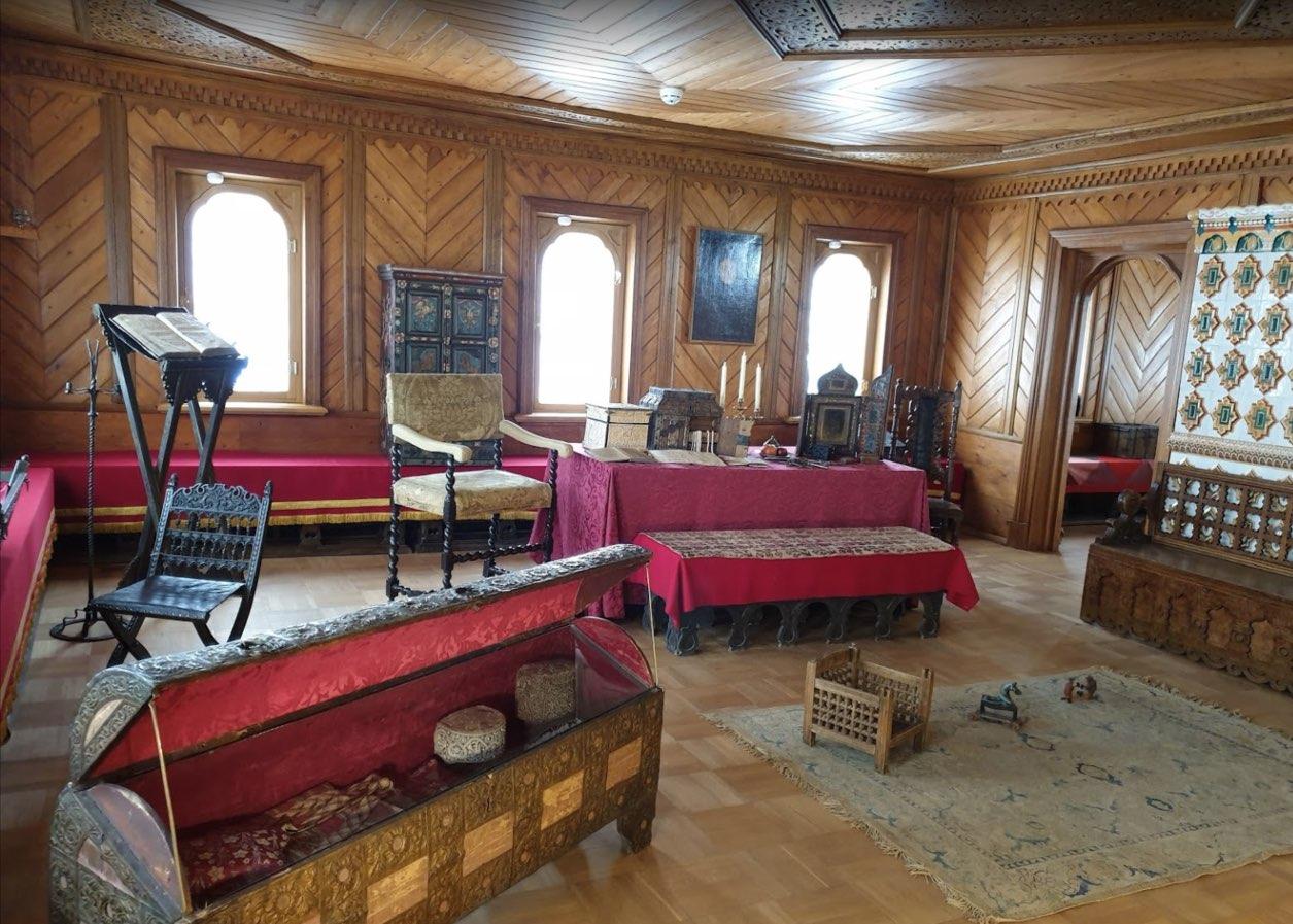 Romanov Bojarenhaus