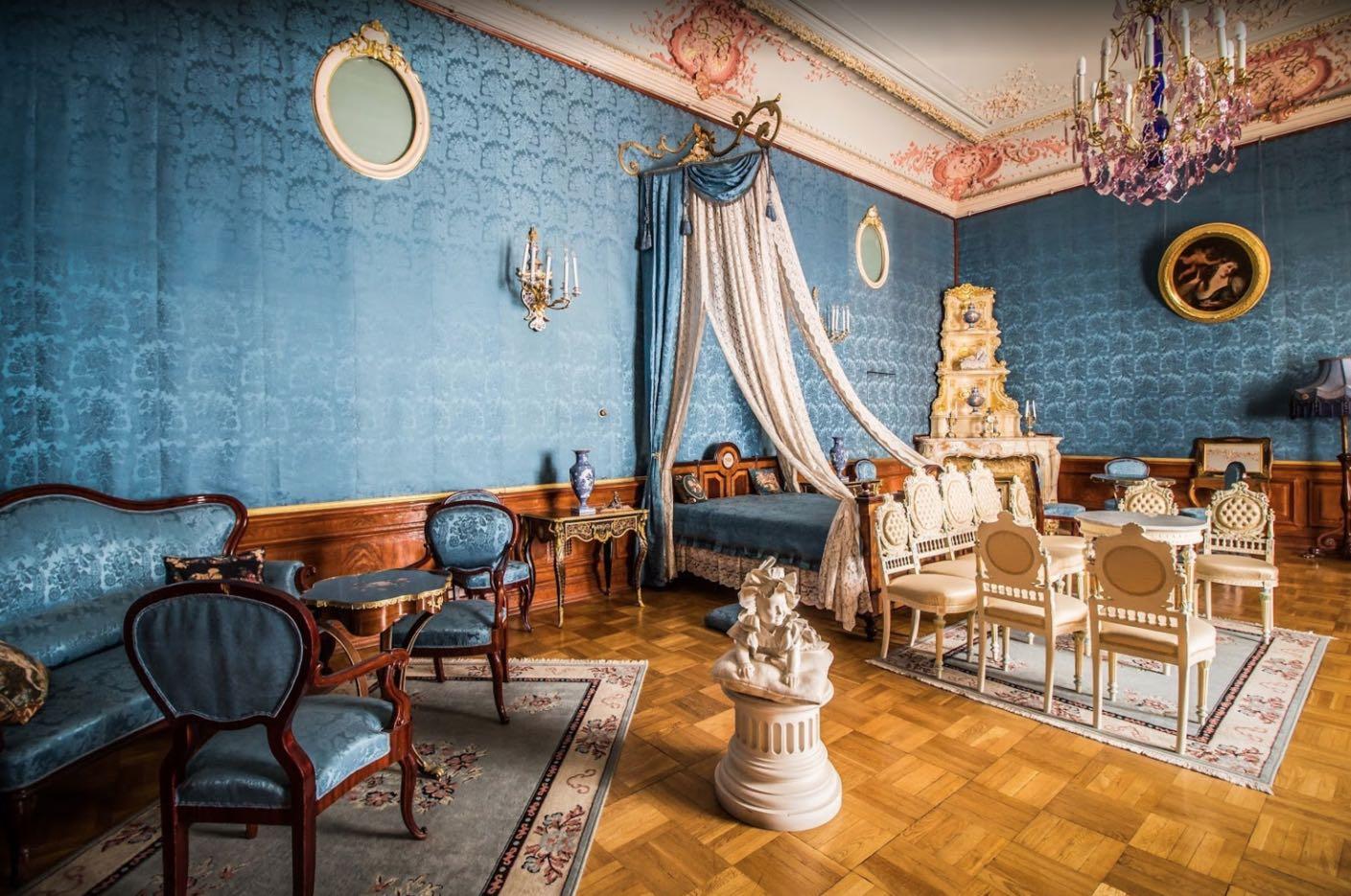 Halls Yusupov Palace 1