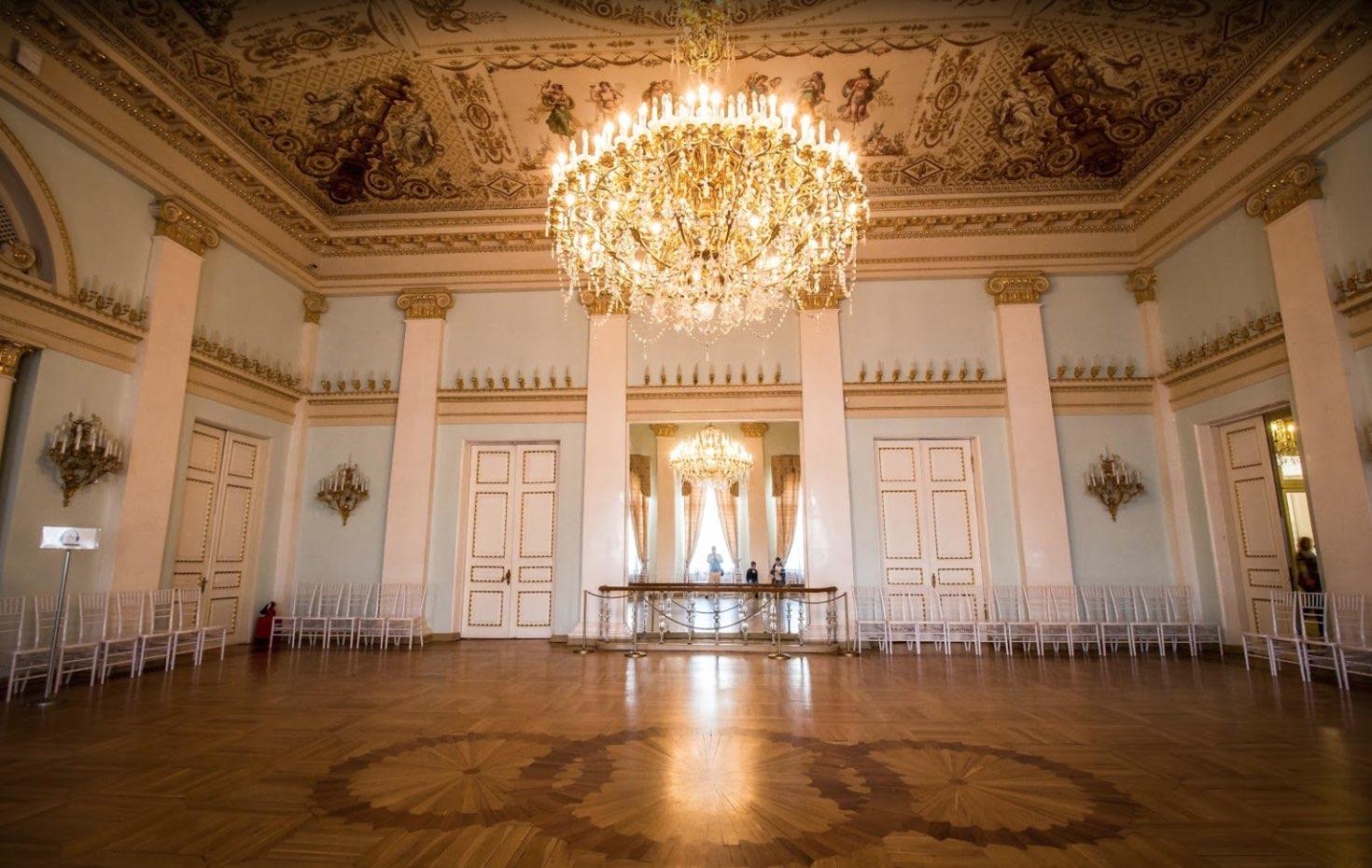 Halls Yusupov Palace 2