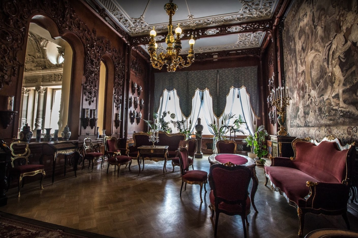 Halls Yusupov Palace 5