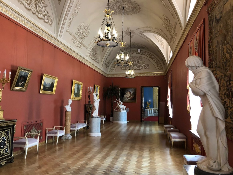 Halls Yusupov Palace 6