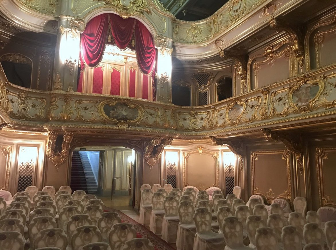 Yusupov Palace Theater 1