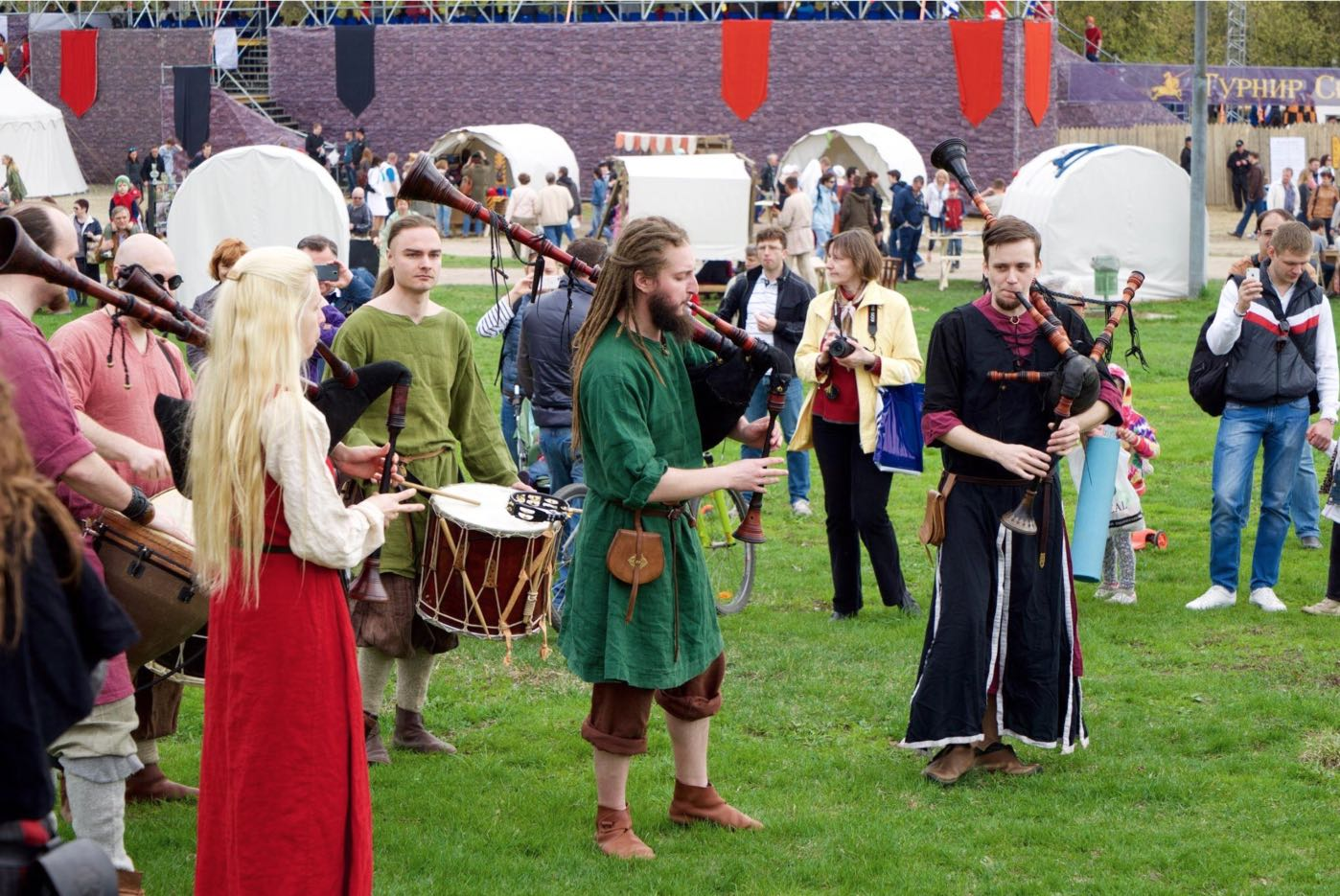 Attività ed eventi festivi a Kolomenskoe