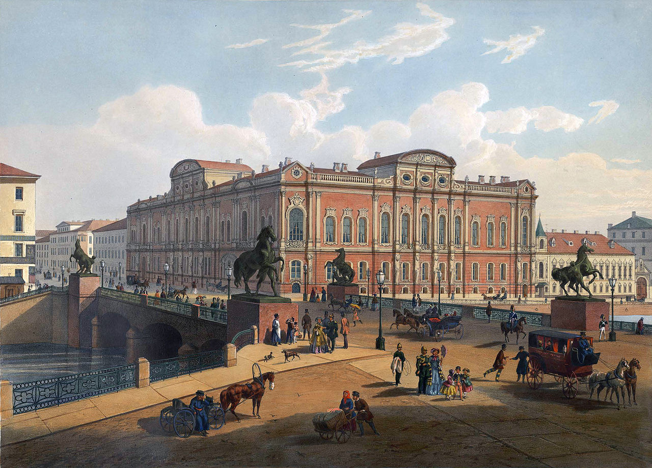 Beloselsky-Belozersky_Palace_and_Anichkov_Bridge_St._Petersburg