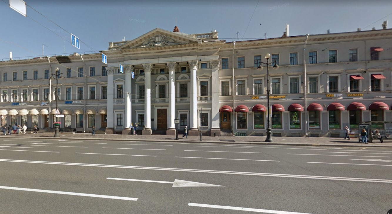 Église réformée hollandaise de Saint-Pétersbourg